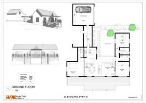 House-D-Plan